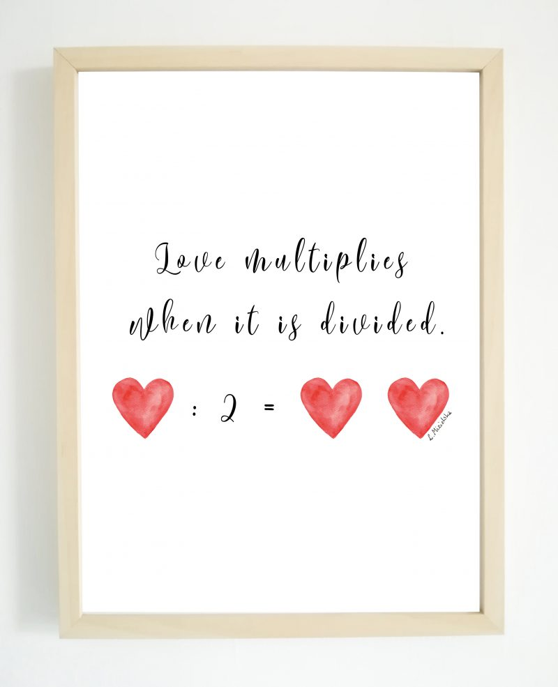 LOVE MULTIPLIES